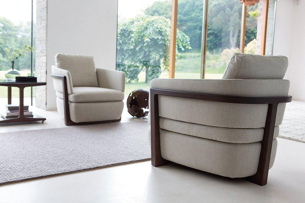 Poltrone poltrona arena da porada for Poltrone e sofa biella