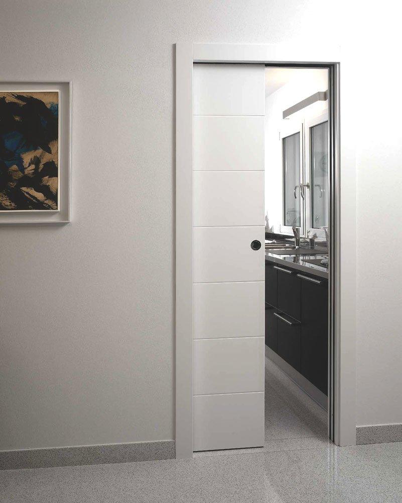 Porte scorrevoli porta blanc 6p da barausse - Grandi porte scorrevoli ...