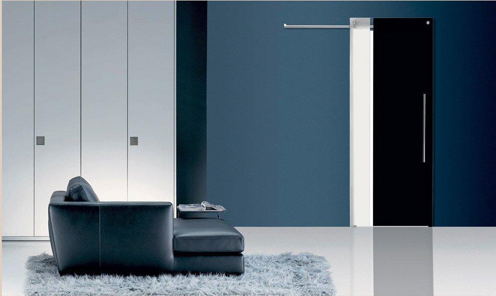Porte scorrevoli porta bi color verticale da casali - Casali porte scorrevoli ...