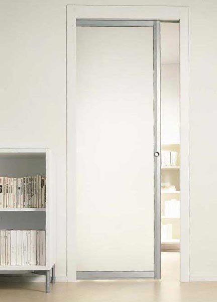 Porte scorrevoli porta idra da movi - Porte scorrevoli a specchio ...
