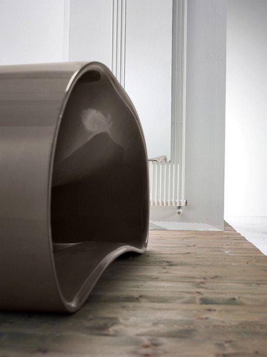 Radiatori di arredo radiatore vision da antrax for Radiatori di arredo