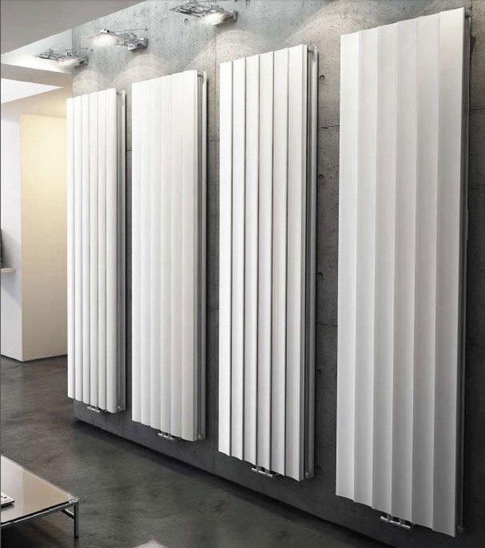 Radiatori di arredo radiatore rytmo da ad hoc for Radiatori di arredo