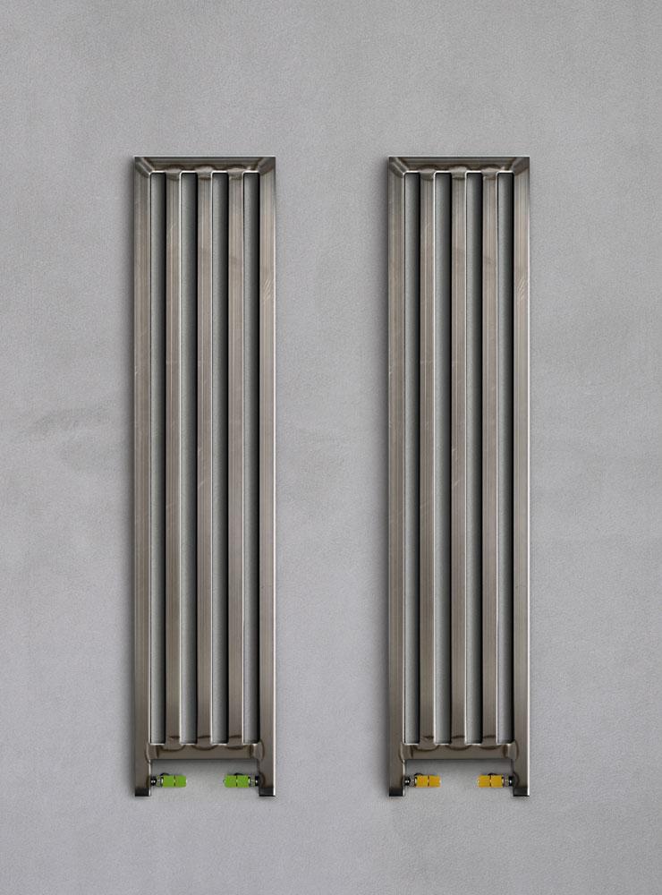 Radiatori di arredo radiatore new dress da scirocco h for Radiatori di arredo