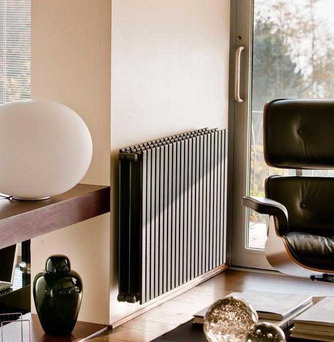 Radiatori di arredo radiatore regolo da caleido for Radiatori di arredo