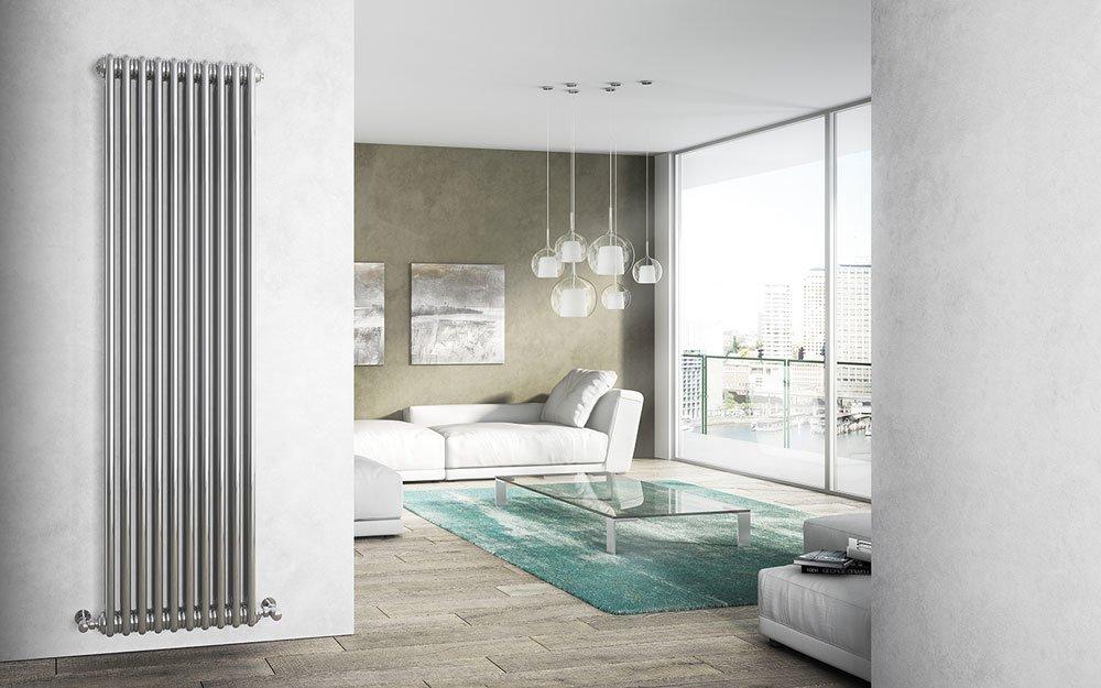 Radiatori di arredo radiatore tesi da irsap for Radiatori di arredo