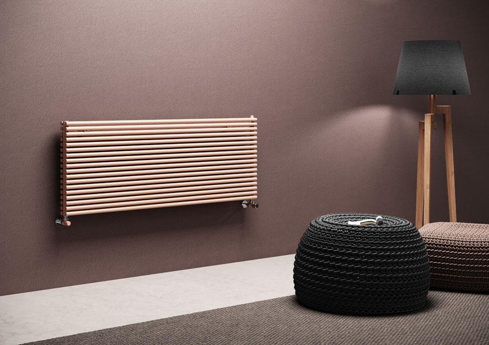 Radiatori di arredo radiatore alice tandem da cordivari for Radiatori di arredo