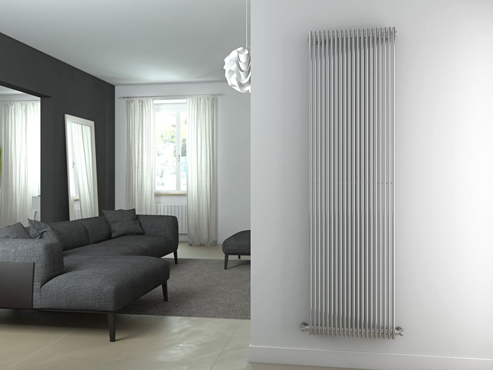 Radiatori di arredo radiatore giada da cordivari for Radiatori di arredo