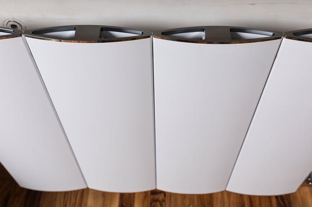 Radiatori di arredo radiatore othello double plate da ridea for Radiatori di arredo