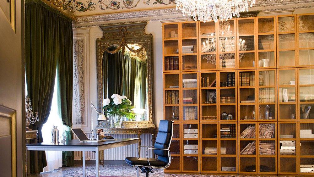 Scaffali e librerie libreria book a da ideal form team for Moduli libreria