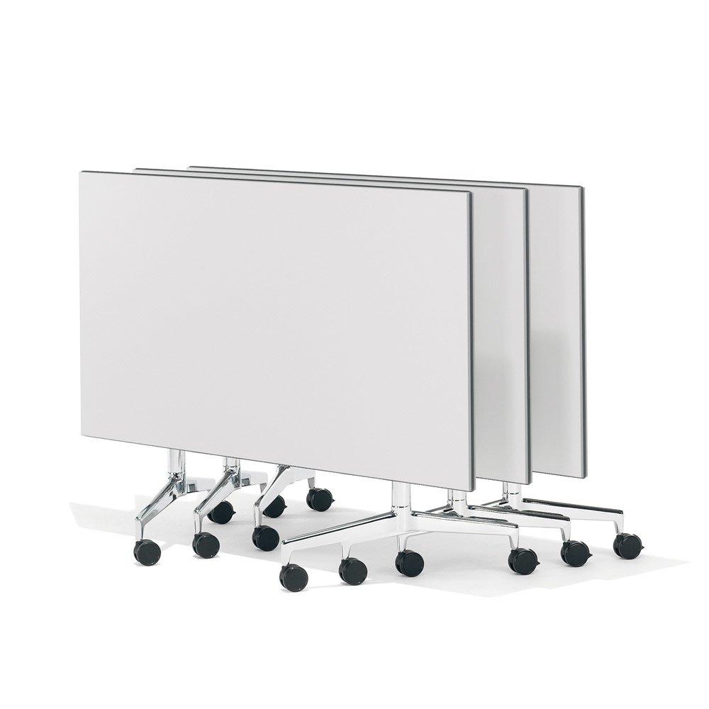 office desks desk 9000 roll n meet by kusch co. Black Bedroom Furniture Sets. Home Design Ideas