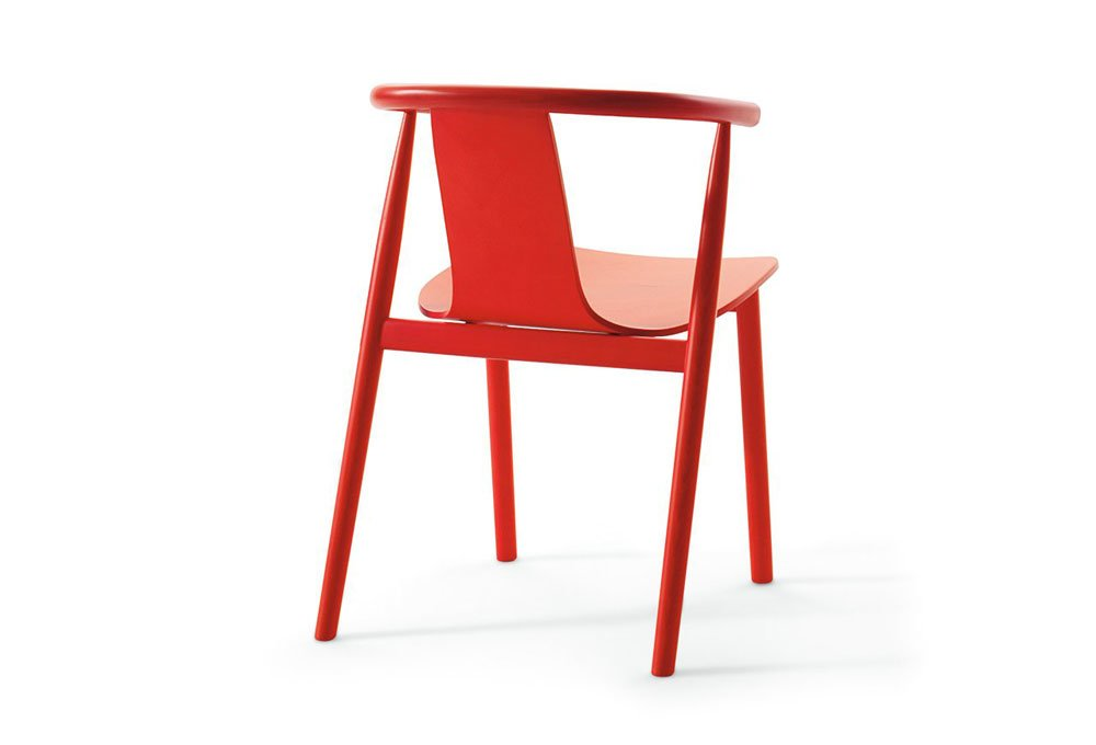 Chairs chair bac by cappellini for Sedie design north america