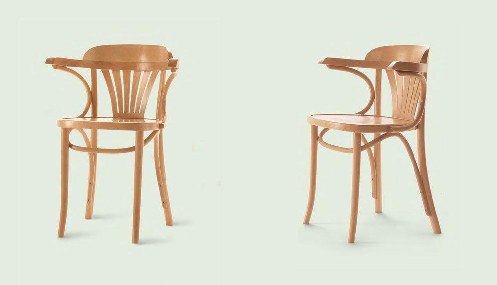 Sedie sedia b165 da italcomma for Sedie design vicenza