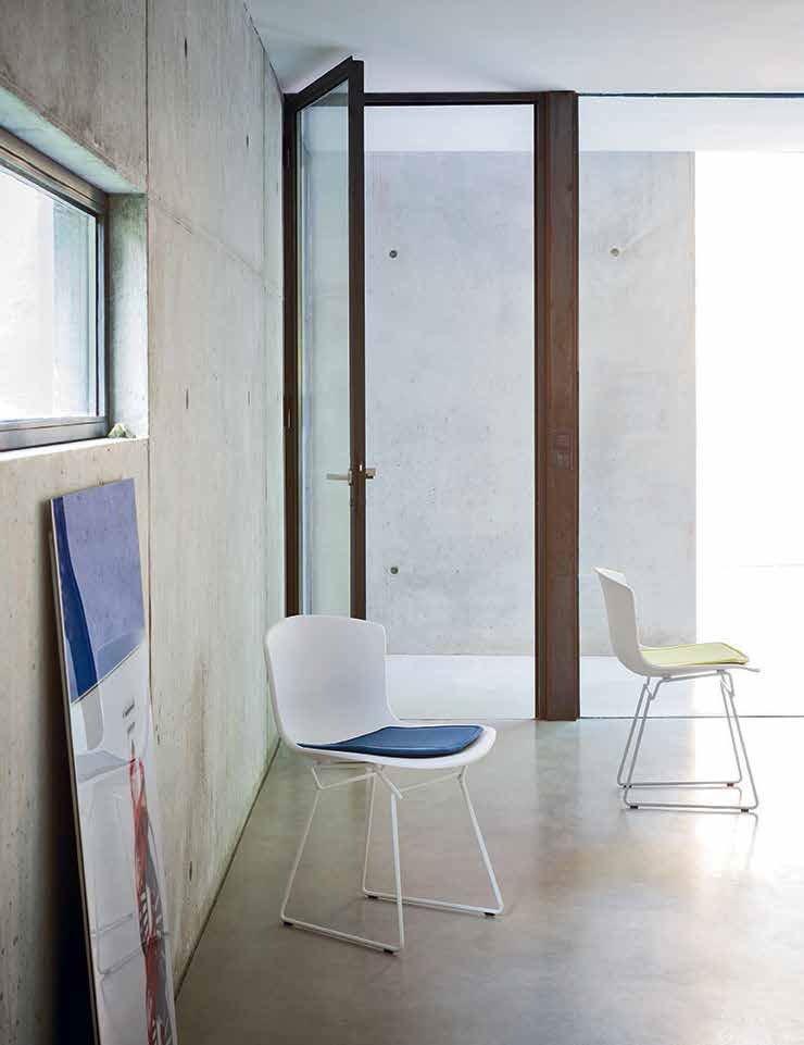 knoll st hle stuhl bertoia plastic designbest. Black Bedroom Furniture Sets. Home Design Ideas