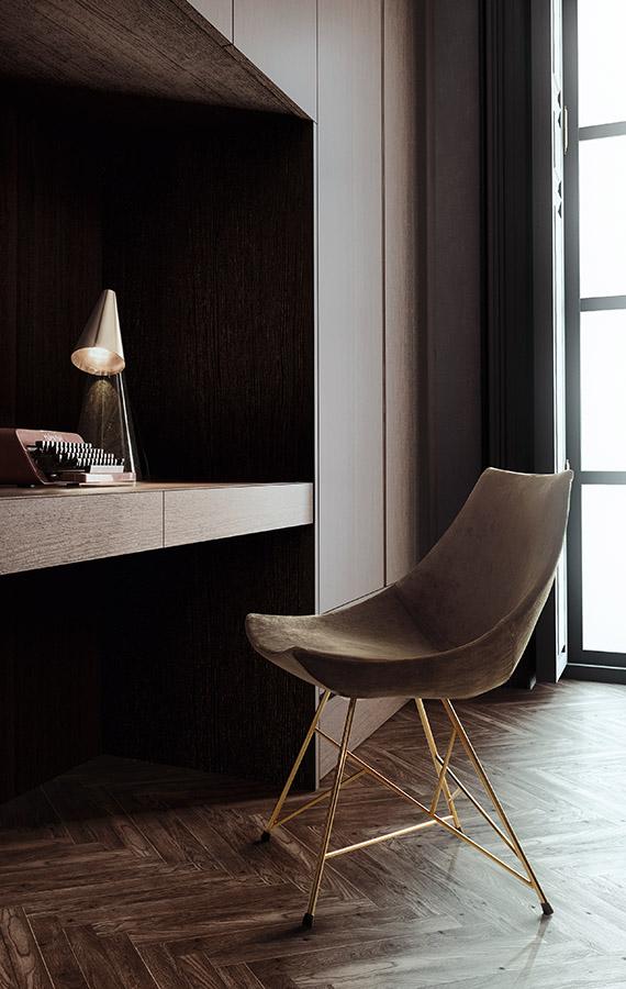 Sedie sedia gamma da pianca for Sedie design vicenza