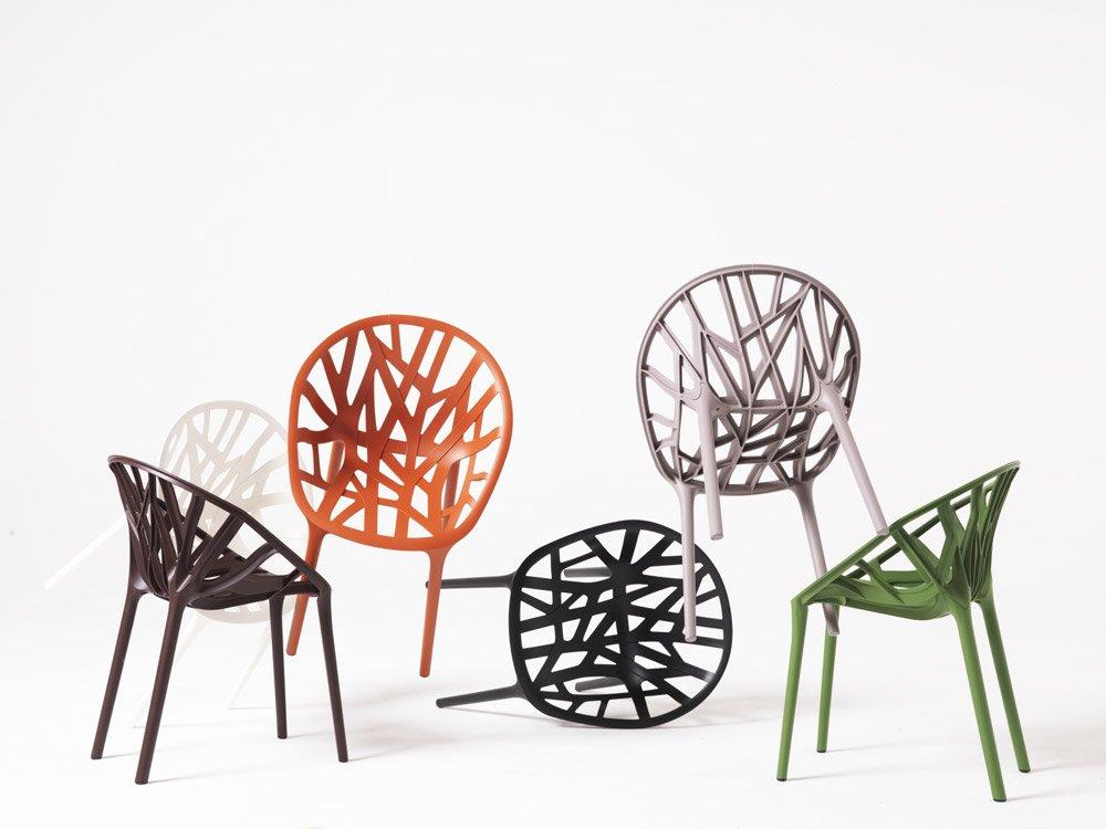 Catalogue chaise vegetal vitra designbest for Sedie design vitra