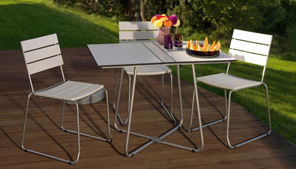 Outdoor chairs chair balcony by weish upl for Sedie design north america