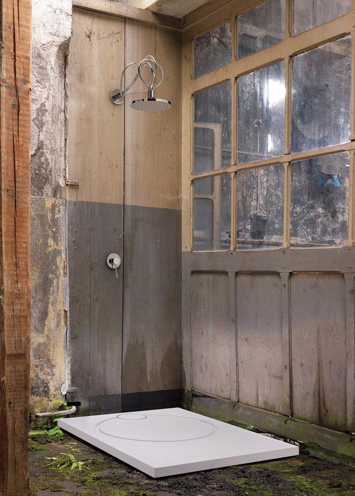 Soffione doccia soffione morpho da newform - Soffione della doccia ...