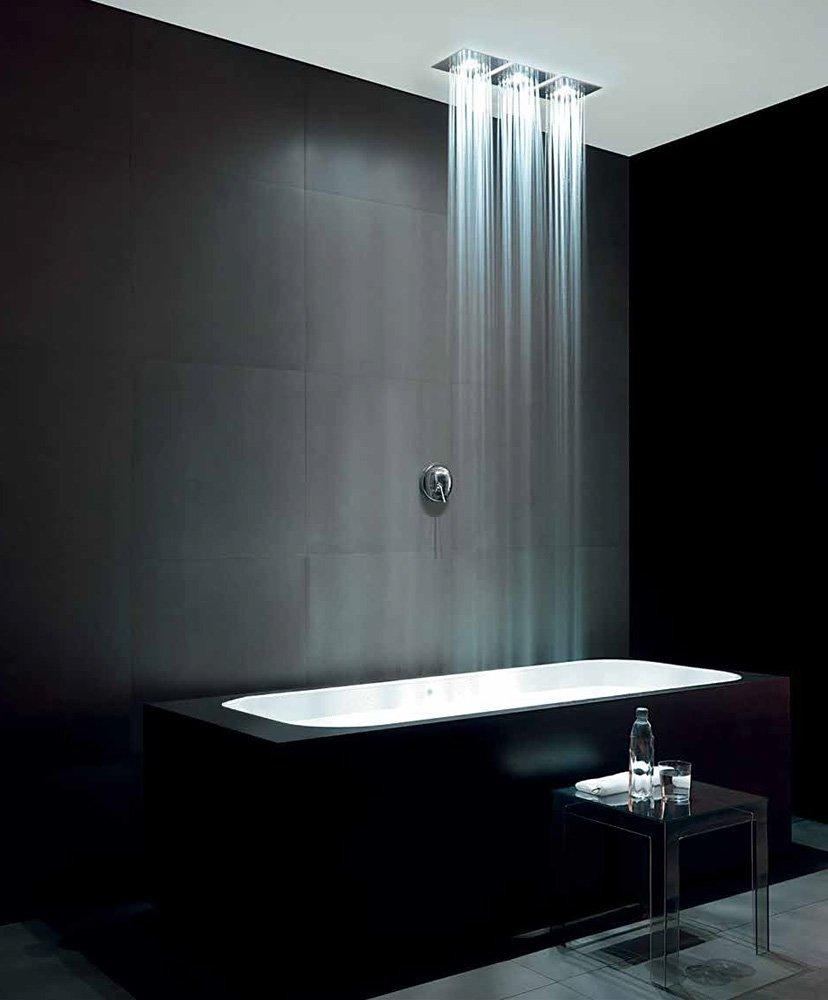 Soffione doccia soffione isy shower da zucchetti - Soffione doccia incasso ...