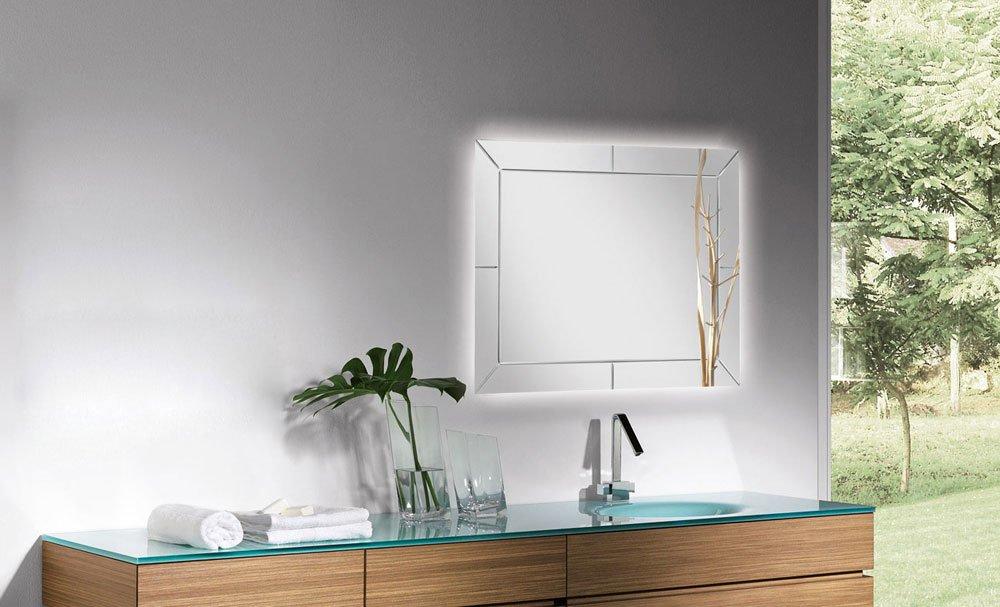 Specchi bagno specchio tlbd90 da artelinea for Specchi bagno milano