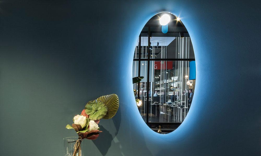 Specchi bagno specchio riflesso t302 da artelinea - Specchi bagno torino ...