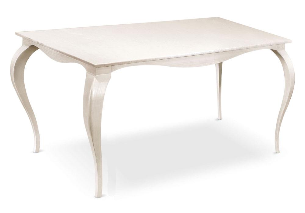 Tavoli tavolo raffaello da cantori - Tavolo barocco moderno ...