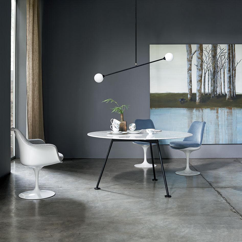 knoll tische tisch grasshopper designbest. Black Bedroom Furniture Sets. Home Design Ideas