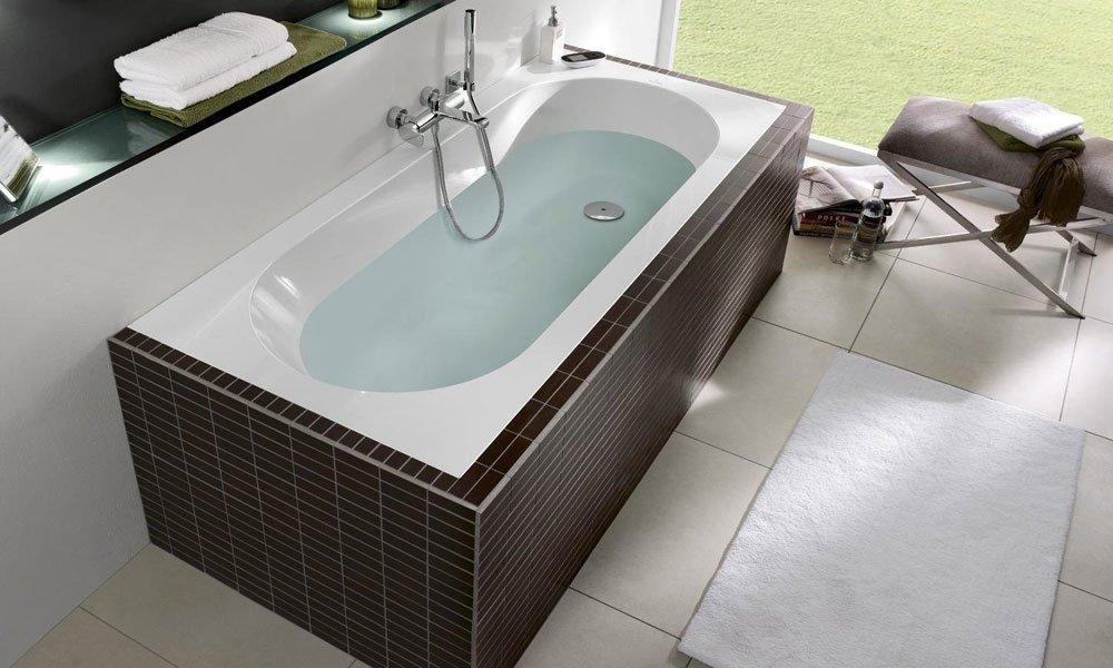 Vasche vasca oberon da villeroy boch bagno - Villeroy boch bagno ...