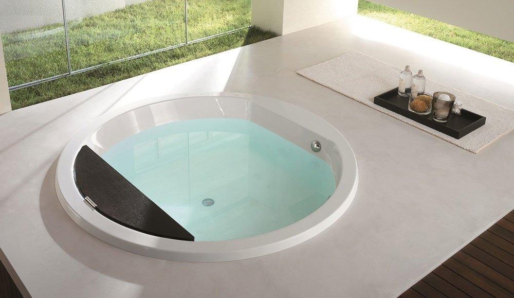 Whirlpool bathtubs whirlpool bathtub naos 554 by teuco - Teuco whirlpool ...