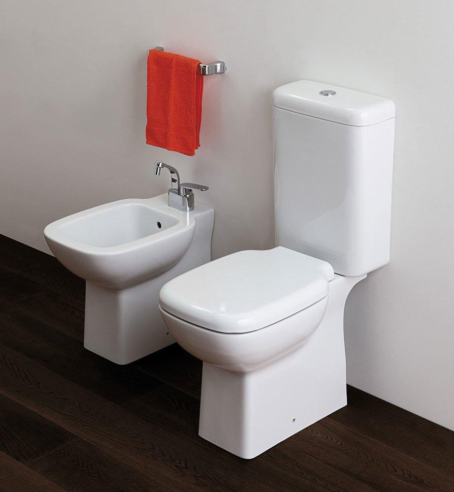 flaminia wc und bidets wc und bidet sprint designbest. Black Bedroom Furniture Sets. Home Design Ideas