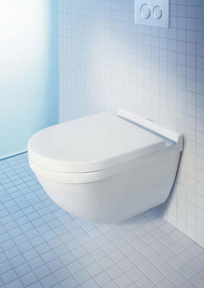 duravit wc und bidets wc und bidet starck 3 designbest. Black Bedroom Furniture Sets. Home Design Ideas