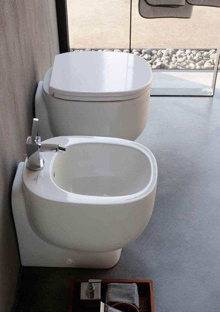 Wc e bidet wc e bidet 500 da pozzi ginori - Vasche da bagno pozzi ginori ...