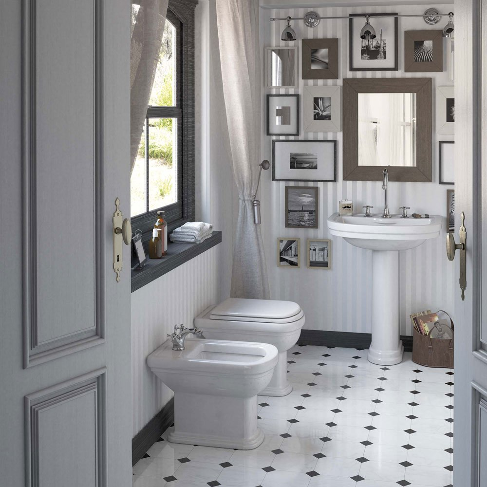 wc e bidet wc e bidet calla da ideal standard. Black Bedroom Furniture Sets. Home Design Ideas