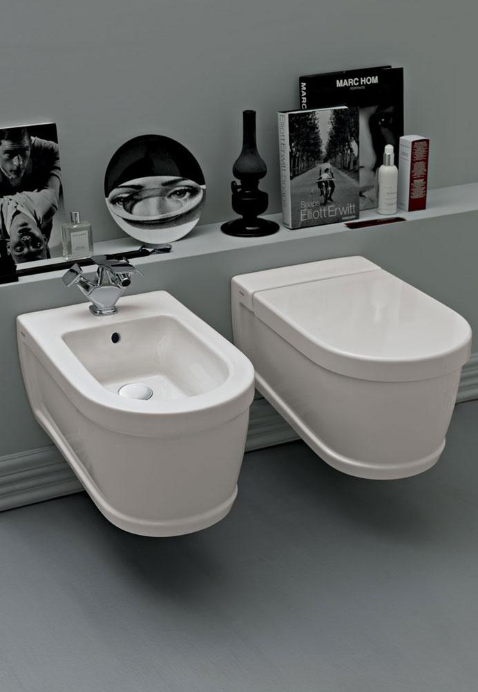 ceramica cielo wc und bidets wc und bidet opera tondo. Black Bedroom Furniture Sets. Home Design Ideas