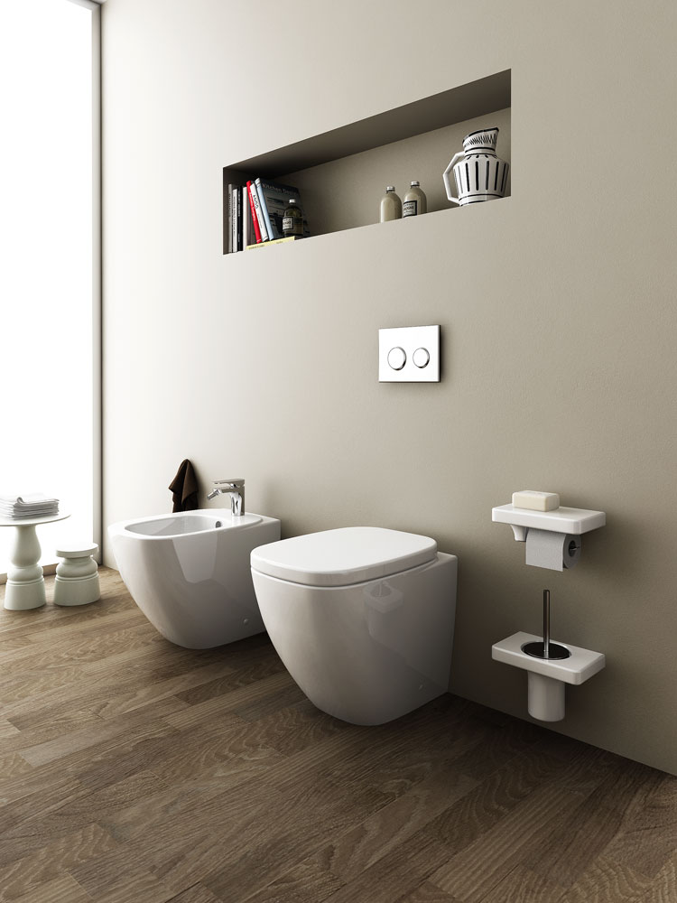 wc e bidet wc e bidet dial da hidra ceramica. Black Bedroom Furniture Sets. Home Design Ideas