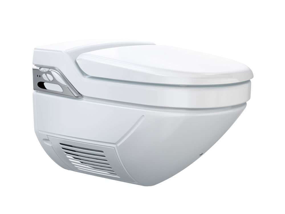 Wc e bidet wc e bidet aquaclean 4000 da geberit for Geberit aquaclean prezzo