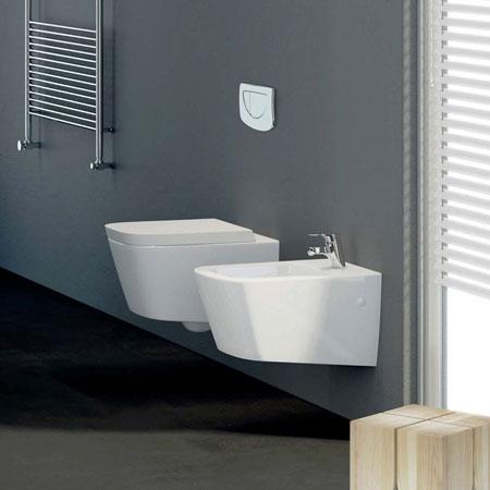 Wc e bidet ceramica dolomite sanitari catalogo designbest for Sanitari dolomite