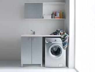 lavanderia e lavatoi