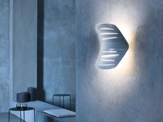Lampade da parete per interni - Illuminazione ed arredamento per la ...