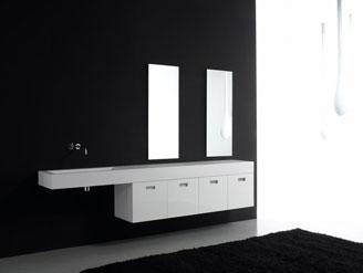 mobili con lavabo