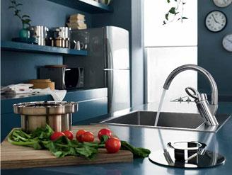 rubinetti cucina