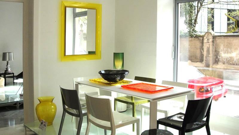 kartell flagstore m nchen m belhaus. Black Bedroom Furniture Sets. Home Design Ideas
