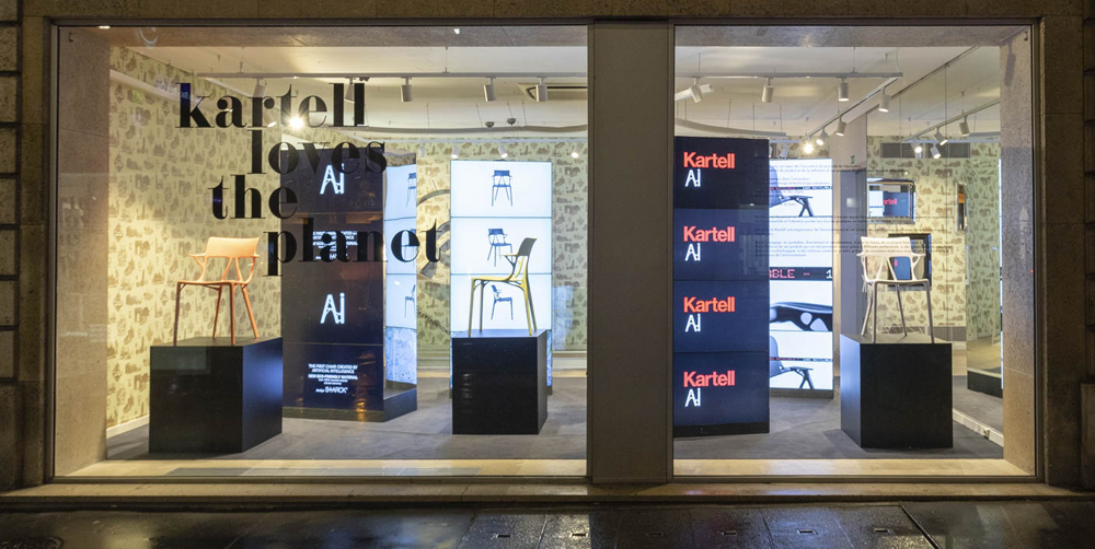 Kartell paris magasin mobilier paris - Kartell boutique paris ...