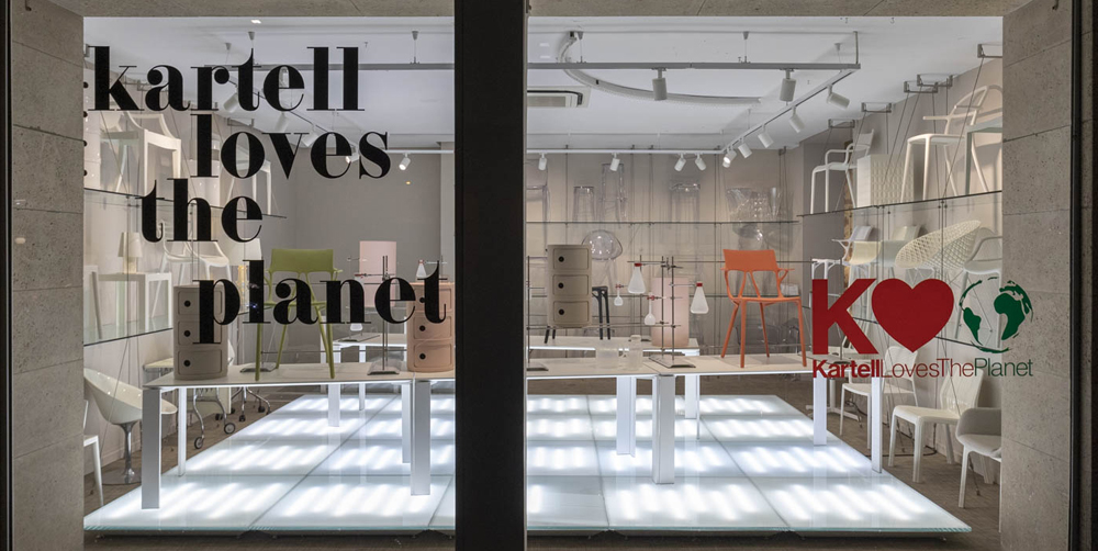 Magasin kartell bordeaux for Mobilier japonais paris