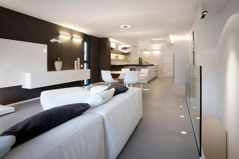 Arredare cucina soggiorno open space quotes - Soggiorno open space ...