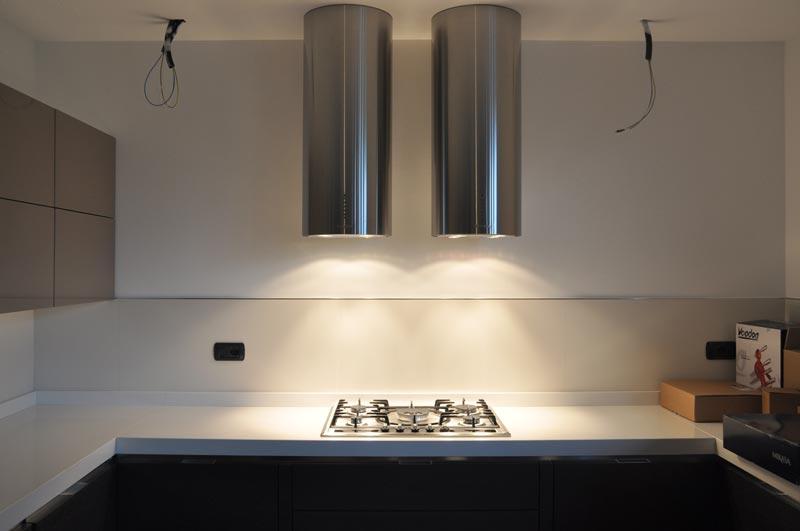 Parete doccia senza piastrelle parete doccia divisoria for Piastrelle parete cucina