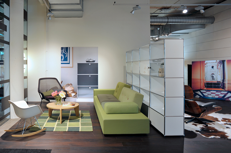 minimum einrichten gmbh usm vitra store im stilwerk berlin designbest. Black Bedroom Furniture Sets. Home Design Ideas