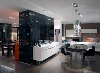 design di una casa di lusso