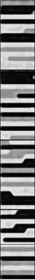 Modulo (orizzontale o verticale) 316x2528 mm