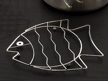 Sottopentola Pesce