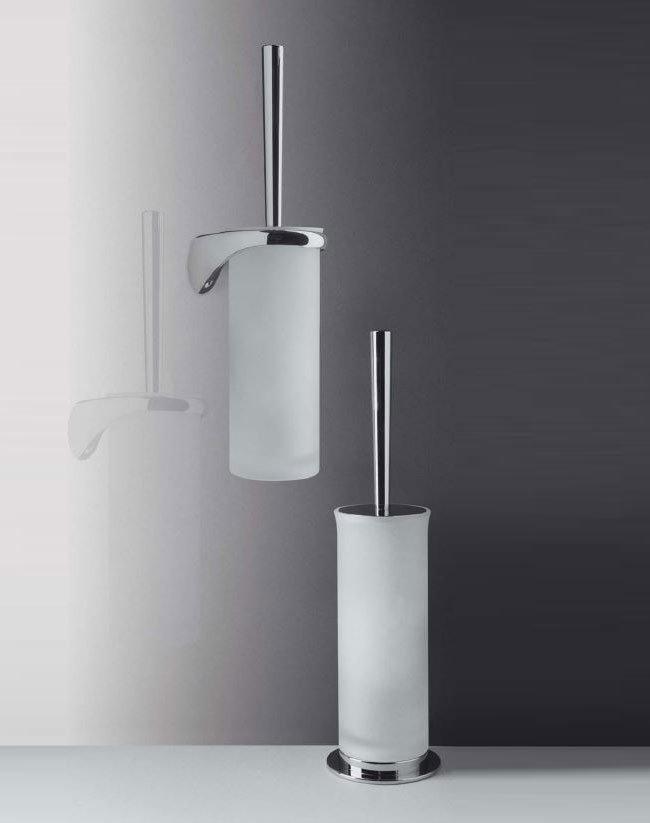 Accessori bagno porta scopino link da colombo design - Porta scopino bagno ...